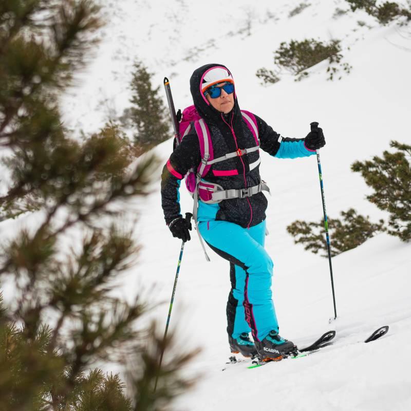 Dámská NORTHFINDER ski-touring kolekce
