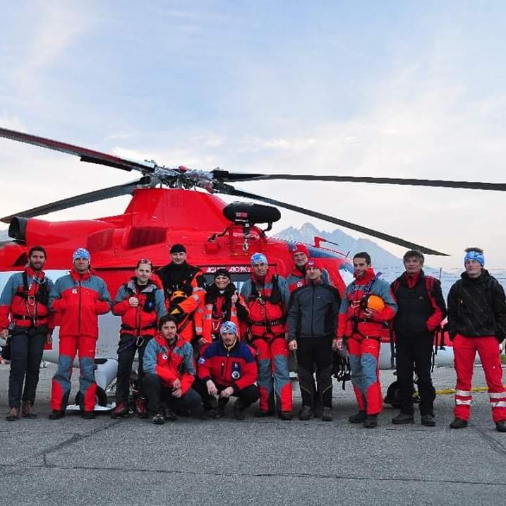 Zeptej se Fera - horského průvodce a tatranského záchranáře # 1
