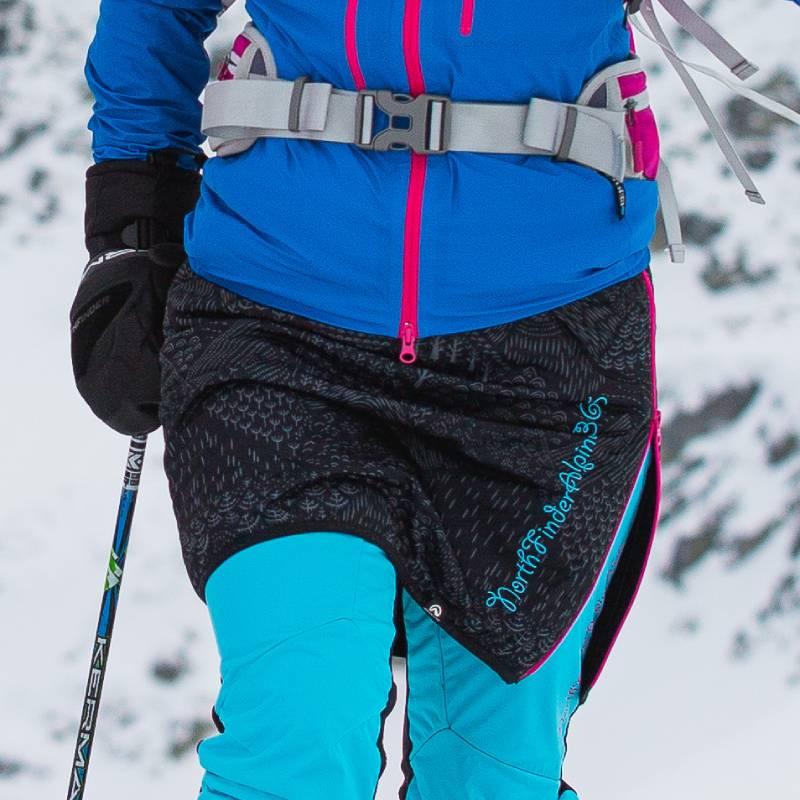 Test: Jak obstála sportovní sukně na zimu?