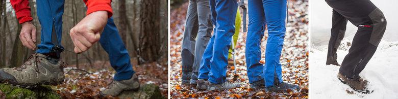 Jak si vybrat trekingové kalhoty do hor