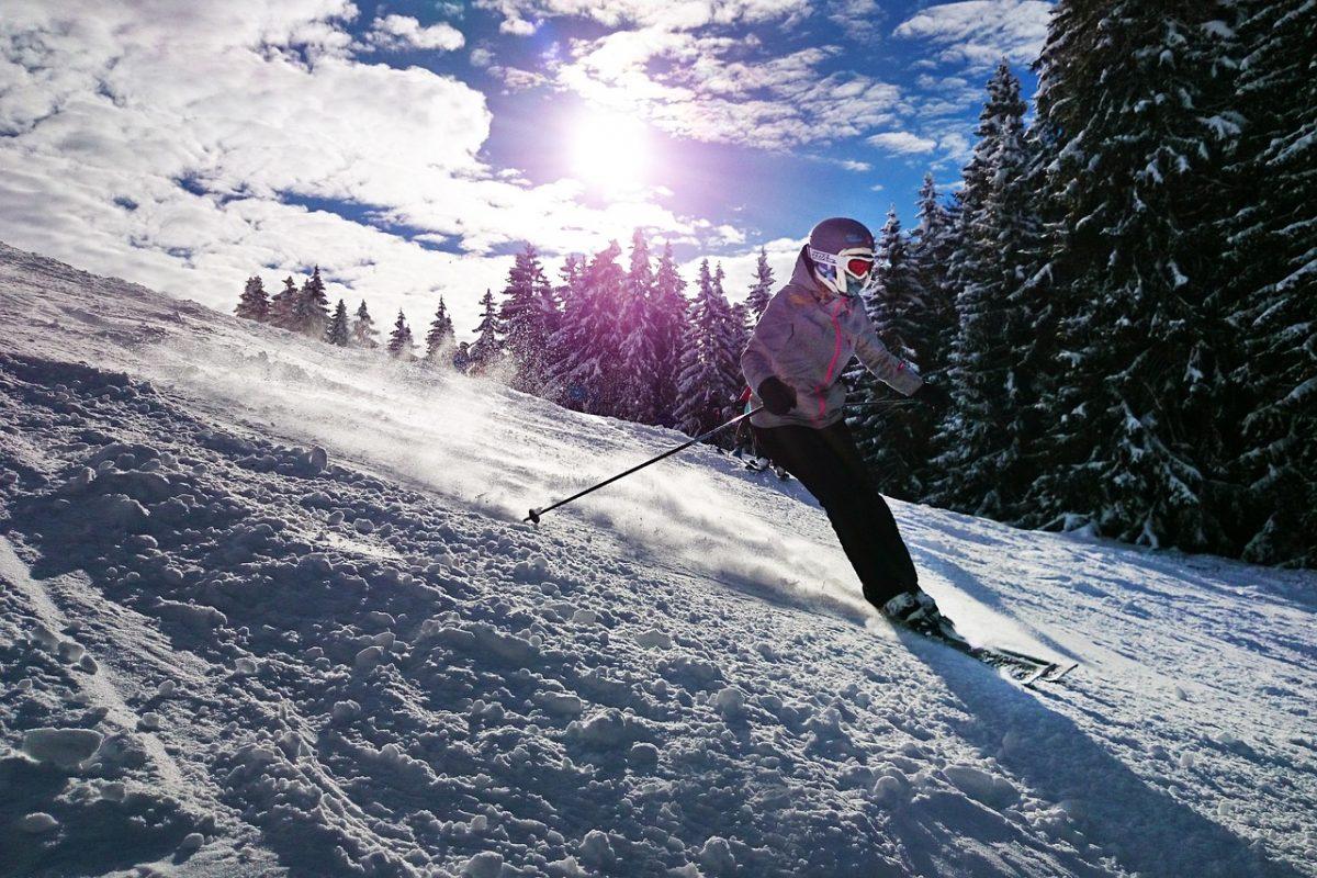 Co si obléct na zimní lyžovačku
