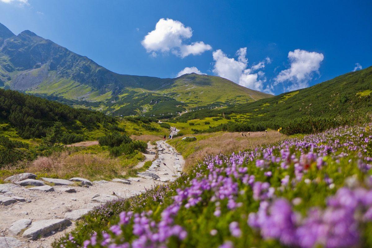 Nejkrásnější místa v Tatrách