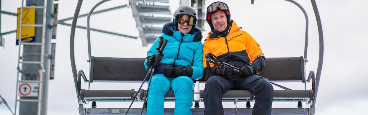 5-krát o tom, jak se obléct na lyže