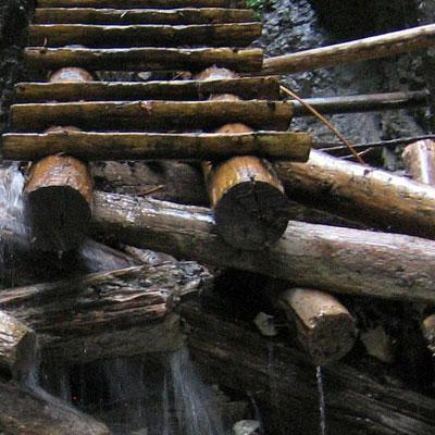 Slovenský ráj: žebříky a jiné zajímavosti