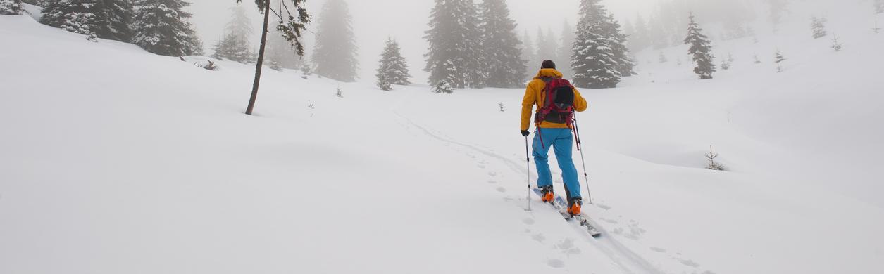 Skialp nebo ski-touring? Pojďme na pásy!