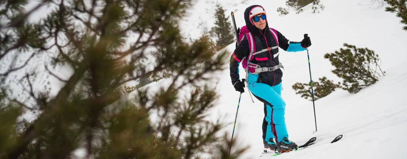 Essential Ski Touring Equipment for Women