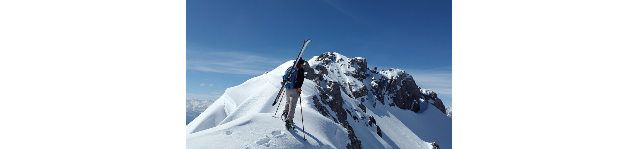 Ski Touring - what is it?