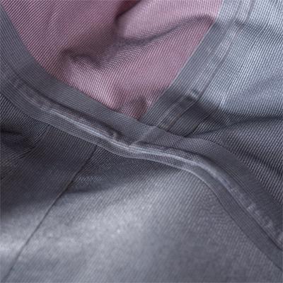 Taped seams