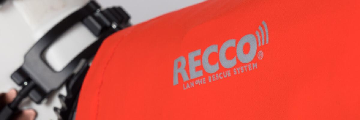 RECCO® - kereső rendszer