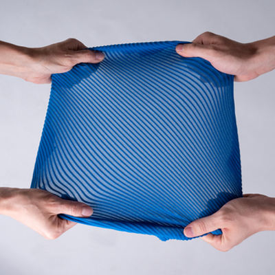 Elastické materiály