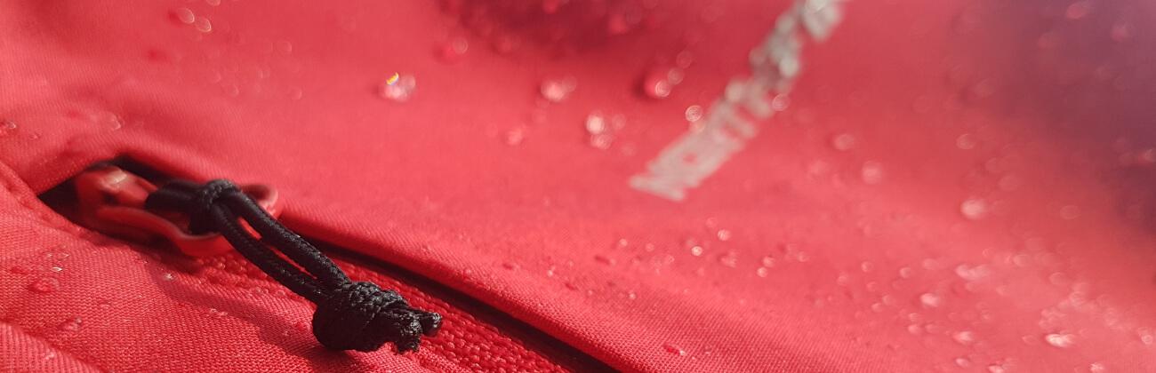 Hydrofóbny povrch materiálov